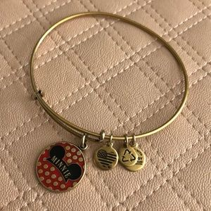 Alex & Ani Minnie Mouse Disneyland Bracelet